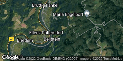 Google Map of Beilstein
