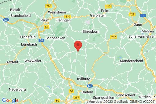 Karte Neuheilenbach