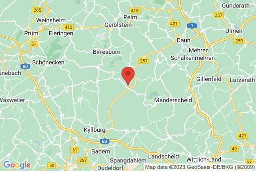 Karte Meisburg