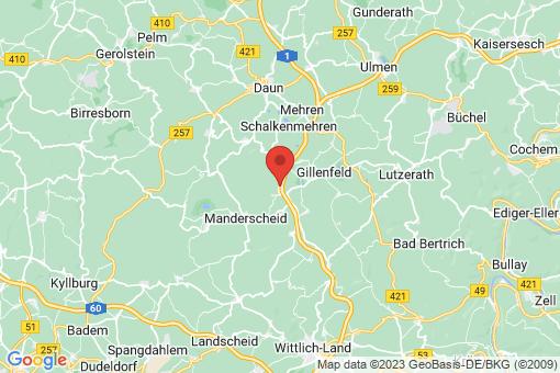 Karte Eckfeld