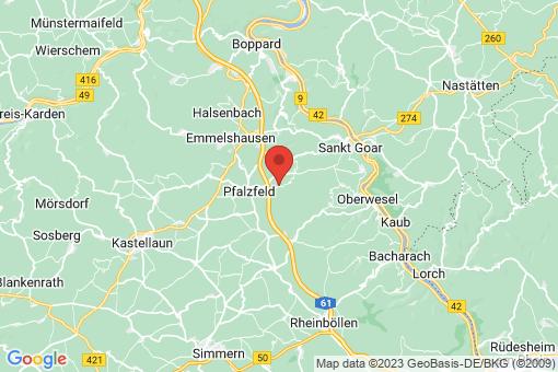 Karte Birkheim