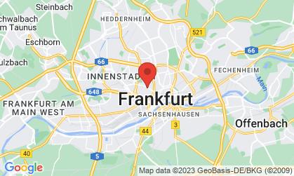 Arbeitsort: Frankfurt am Main