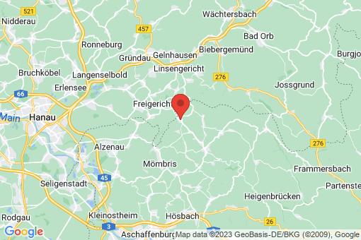 Karte Geiselbach