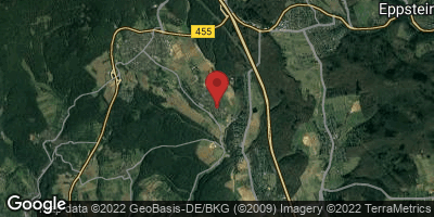 Google Map of Auringen
