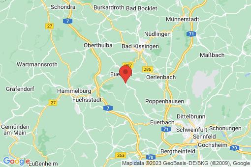 Karte Sulzthal