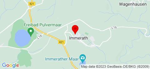 Google Map für Wohnung für bis zu 7 Personen (3 Schlafzimmer)