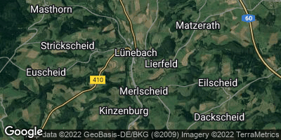 Google Map of Merlscheid