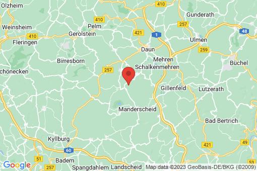 Karte Bleckhausen