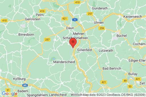 Karte Brockscheid