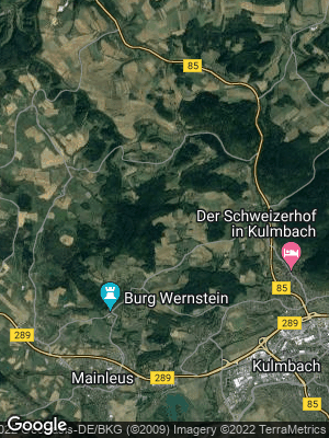 Google Map of Altenreuth