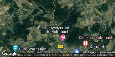 Google Map of Niederndobrach