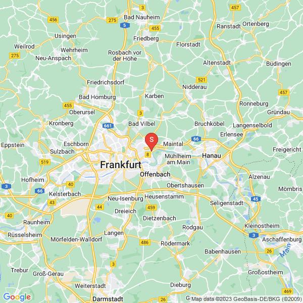 T-Hall Frankfurt Klettercenter