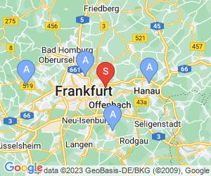 Karte für T-Hall Frankfurt Klettercenter