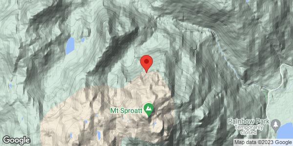 Mt Sproatt