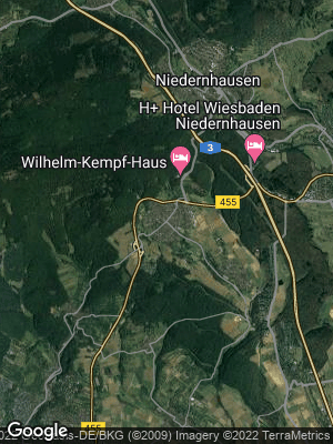 Google Map of Naurod