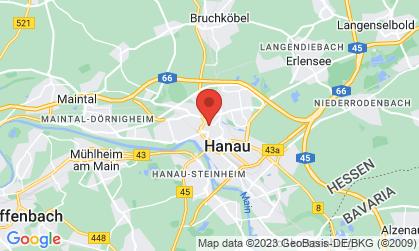 Arbeitsort: Hanau