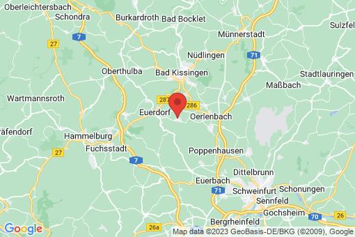 Karte Ramsthal