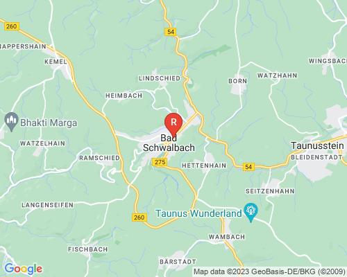 Google Karte von Rohrreinigung Bad Schwalbach