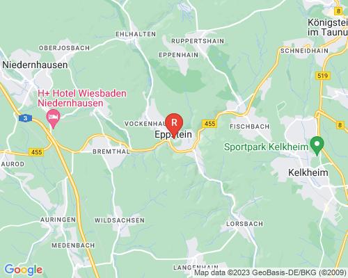 Google Karte von Rohrreinigung Eppstein