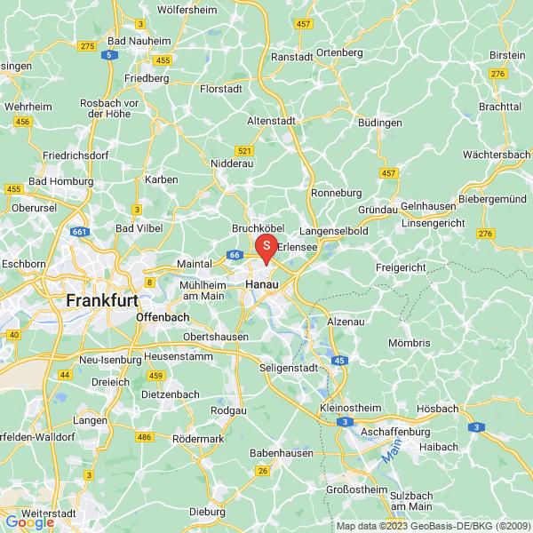DAV-Kletterzentrum Hessen - Homburg