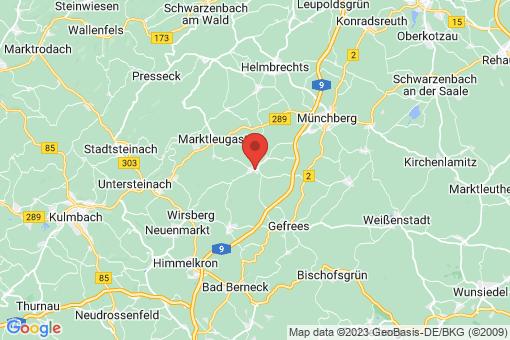 Karte Stammbach