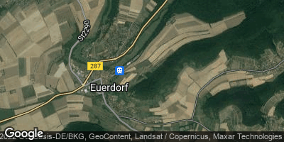 Google Map of Euerdorf