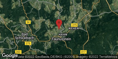 Google Map of Taunusstein
