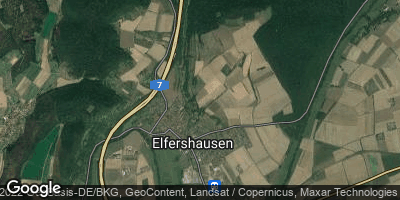 Google Map of Elfershausen