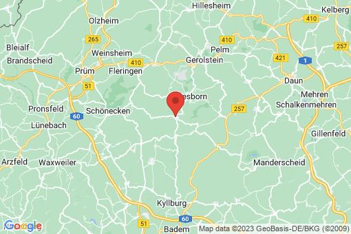 Karte Mürlenbach
