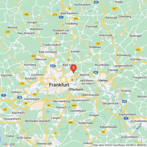 Riedbad Bergen-Enkheim (Hallenbad)