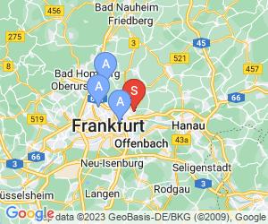 Karte für Riedbad Bergen-Enkheim (Hallenbad)