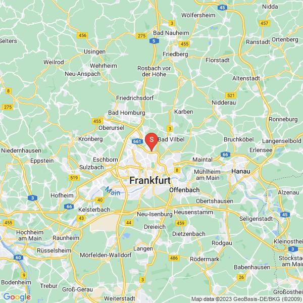 DAV-Kletteranalge Frankfurt der Sektion Franfurt/M