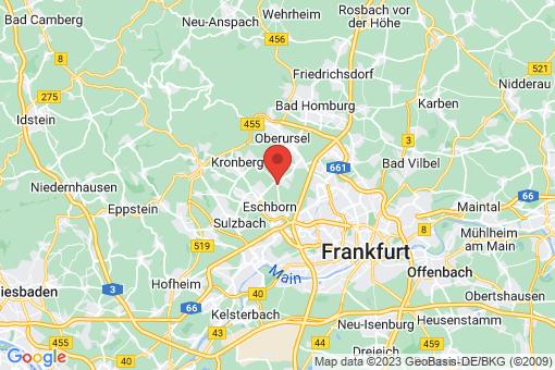 Karte Steinbach (Taunus)