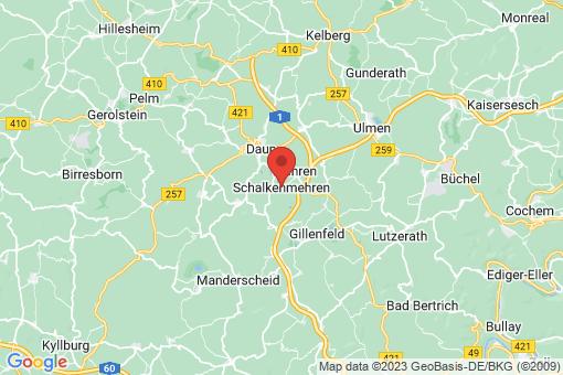 Karte Schalkenmehren