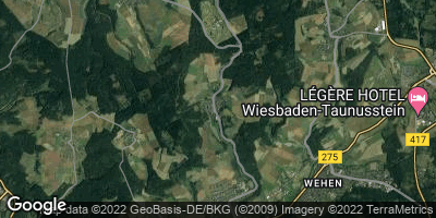 Google Map of Wingsbach