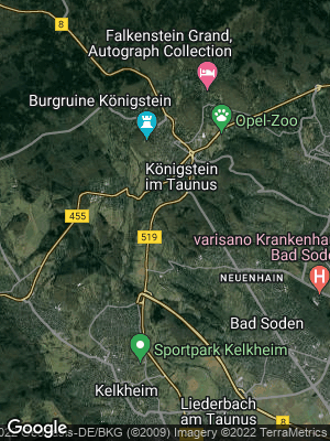 Google Map of Altenhain