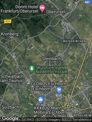Google Map of Steinbach