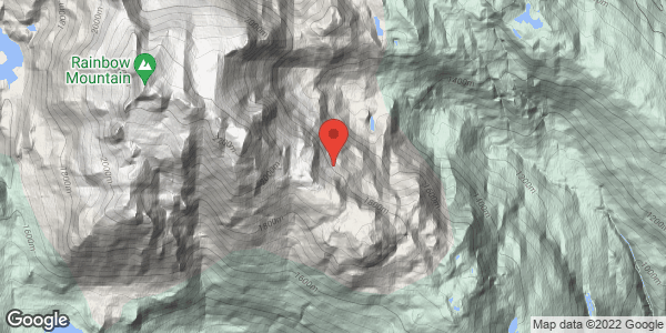 Rainbow Peak- 19 miles creek Valley