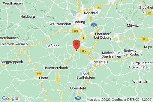 Karte Großheirath