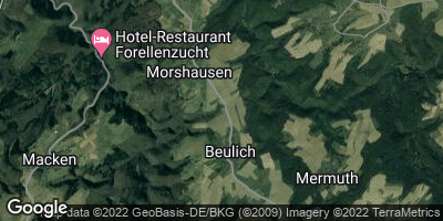 Google Map of Beulich