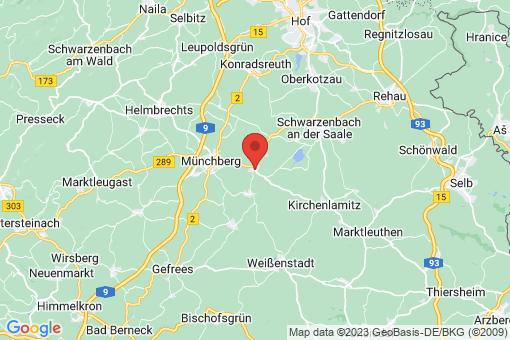 Karte Weißdorf