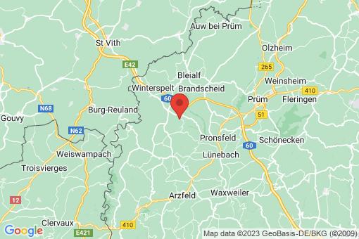 Karte Habscheid