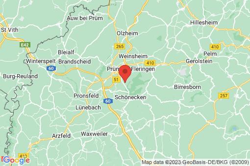 Karte Giesdorf