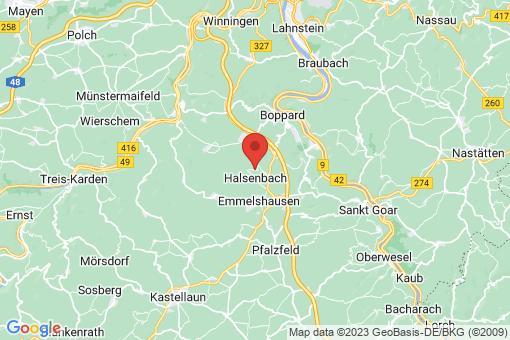 Karte Kratzenburg