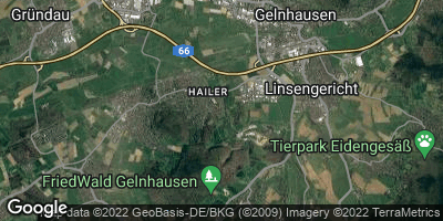 Google Map of Hailer
