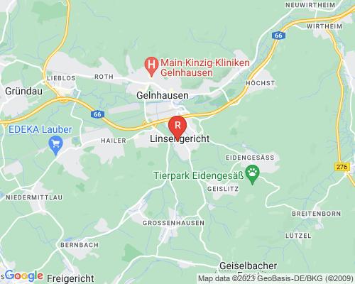 Google Karte von Rohrreinigung Linsengericht