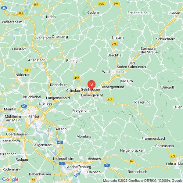 DAV-Wasserturm Gelnhausen