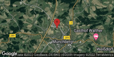 Google Map of Münchberg