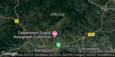 Google Map of Falkenstein