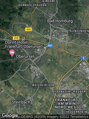 Google Map of Bommersheim